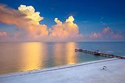 Clearwater Beach.Sunrise.Florida