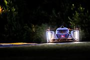 September 30-October 1, 2011: Petit Le Mans at Road Atlanta. 1 Marcel Fassler, Romain Dumas, Timo Bernhard, Audi R18, Audi Sport Team Joest