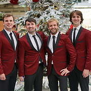 Olympia, London, UK. 22rd November, 2017. The Other Guys preforms at Ideal Home Show at Christmas on 23rd November 2016 running from 23rd-27th November at Olympia, London, UK.