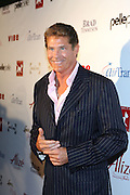 David Hasselhoff at the Celebrity Catwalk co-sponsored by Alize held at The Highlands Club on August 28, 2008 in Los Angeles, California..Celebrity Catwork for Charity, a fashion show/lifestyle event, raises funds & awareness for National Animal Rescue.