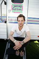 18th April 2009. Indio, California. British singer James Morrison at the Coachella Music Festival..PHOTO © JOHN CHAPPLE / REBEL IMAGES.tel +1 310 570 9100    john@chapple.biz