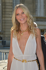 Gwyneth Paltrow attends the Valentino Haute Couture - 3 July 2019
