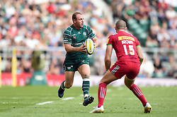 Greig Tonks of London Irish in possession - Mandatory byline: Patrick Khachfe/JMP - 07966 386802 - 02/09/2017 - RUGBY UNION - Twickenham Stadium - London, England - London Irish v Harlequins - Aviva Premiership