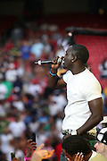 Akon at The 2008 Hot 97 Summer Jam held at Giants Stadium in Rutherford, NJ on June 1, 2008...Summer Jam is the annual hip-hop fest held at Giants Stadium and sponsored by New York based radio station Hot 97FM.
