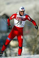 Langrenn, 22. november 2003, Verdenscup Beitostølen,  Tor Arne Hetland, Norge
