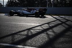 February 28, 2019 - Barcelona, Catalonia, Spain - Antonio Giovinazzi from Italy with 99 Alfa Romeo Racing in action   during the Formula 1 2019 Pre-Season Tests at Circuit de Barcelona - Catalunya in Montmelo, Spain on February 28. (Credit Image: © Xavier Bonilla/NurPhoto via ZUMA Press)