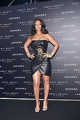 Rihanna attends the launch for the Fenty Beauty - 5 April 2018