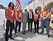 Aug 15, 2018-NCAA Football-Los Angeles Memorial Coliseum Renovation