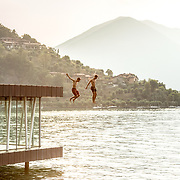 Iseo Lake, far from madding crowd