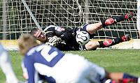 Fotball<br /> La Manga 2006<br /> Viking v Dynamo Moskva / Dinamo Moscow<br /> 15.02.2006<br /> Foto: Morten Olsen, Digitalsport<br /> <br /> Anthony Basso