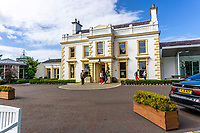 Galgorm Spa & Golf Resort, Ballymena, Co Antrim, N Ireland, UK, September, 2019, 201909131476<br /><br />Copyright Image from Victor Patterson, Belfast, UK<br /><br />t: +44 28 9066 1296 (from Rep of Ireland 048 9066 1296)<br />m: +44 7802 353836<br /><br />victorpattersonbelfast@gmail.com<br />www.victorpatterson.com<br /><br />Please see my Terms and Conditions of Use at https://www.victorpatterson.com/page2<br />It is IMPORTANT that you familiarise yourself with them.<br /><br />Images used online incur an additional cost and must be visibly watermarked i.e. © Victor Patterson within the body of the image and copyright metadata must not be deleted. Images used on the Internet have a size restriction of 4kbs and are chargeable at rates available at victorpatterson.com.<br /><br />This image is only available for the use of the download recipient i.e. television station, newspaper, magazine, book publisher, etc, and must not be passed on to any third party. It is also downloaded on condition that each and every subsequent usage is notified within 7 days to victorpattersonbelfast@gmail.com<br /><br />The right of Victor Patterson to be identified as the author is asserted in accordance with The Copyright Designs And Patents Act (1988). All moral rights are asserted.