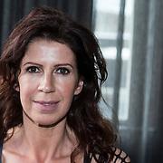 NLD/Amsterdam/20140418 - Castpresentatie film de Ontsnapping, actrice Isa Hoes