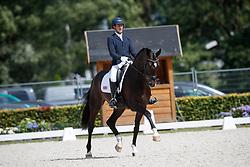Goode Thomas, GBR, Saint Julian<br /> Longines FEI/WBFSH World Breeding Dressage Championships for Young Horses - Ermelo 2017<br /> © Hippo Foto - Dirk Caremans<br /> 04/08/2017