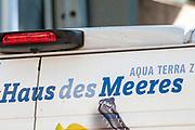 Haus Des Meeres, the Aquarium and terrarium building, Esterhazy Park, Mariahilf, Vienna, Austria