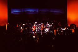 The Grateful Dead live at Radio City Music Hall, New York City Performing at this historic venue on Thursday 30 October 1980.