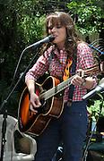 Tiffany Jo Allen concert at 2010 Tucson Folk Festival.