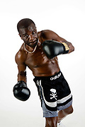 Clinton McKenzie. British & European Boxing Champion.<br /> retired now, but in a good shape, still on a ring sparring and teaching<br /> other boxers.