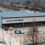 Sportcentrum de Meent Graaf Wichman Huizen ext. zwembad