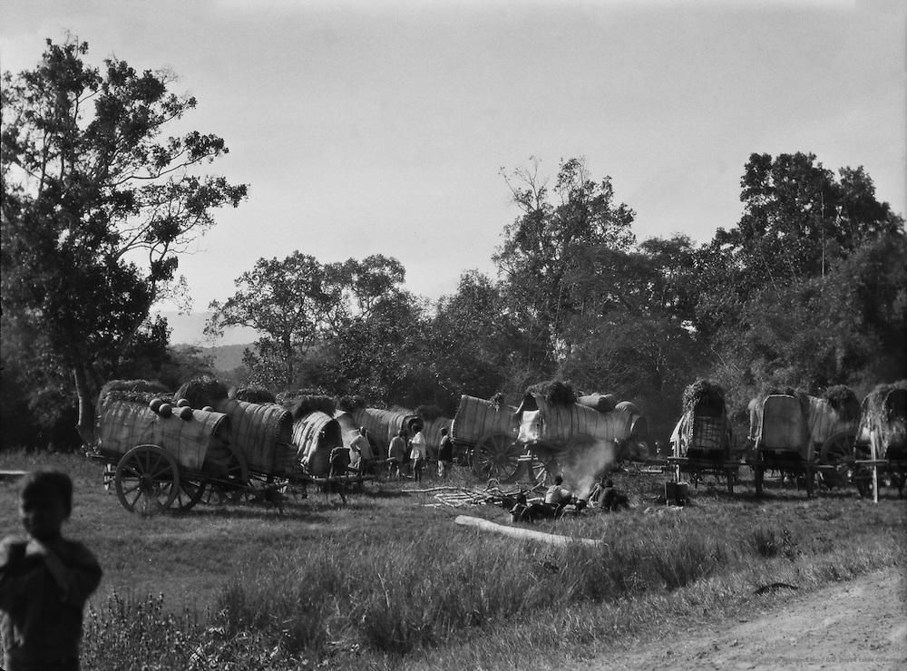 Kurumbas Tribe, Ootacamund, Nilgiris, India, 1929