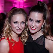 NLD/Amsterdam/20131111 - Beau Monde Awards 2013, Pip Pellens en Robin Martens