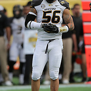 ORLANDO, FL - JANUARY 01:  Shane Ray #56 of the Missouri Tigers is seen during the Buffalo Wild Wings Citrus Bowl against the Minnesota Golden Gophers at the Florida Citrus Bowl on January 1, 2015 in Orlando, Florida. (Photo by Alex Menendez/Getty Images) *** Local Caption *** Shane Ray