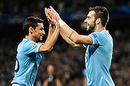 Manchester City v FC Viktoria Plzen 271113