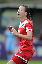 Bristol Academy Womens' Corinne Yorston - Photo mandatory by-line: Dougie Allward/JMP - Mobile: 07966 386802 - 28/09/2014 - SPORT - Women's Football - Bristol - SGS Wise Campus - Bristol Academy Women's v Manchester City Women's - Women's Super League