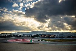 February 19, 2019 - Barcelona, Catalonia, Spain - DANIEL RICCIARDO (AUS) from team Renault drives in his in his RS19 during day two of the Formula One winter testing at Circuit de Catalunya (Credit Image: © Matthias OesterleZUMA Wire)