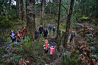 Members of the community around Wombat State Forest at the site of a proposed gold mine. State government has paved the way for an open cut gold mine in the Wombat State Forest near Daylesford. The Community is outraged, claim they weren't consulted, concerns about enviro impact. Pic By Craig Sillitoe CSZ / The Sunday Age.11/08/2012 melbourne photographers, commercial photographers, industrial photographers, corporate photographer, architectural photographers, This photograph can be used for non commercial uses with attribution. Credit: Craig Sillitoe Photography / http://www.csillitoe.com<br /> <br /> It is protected under the Creative Commons Attribution-NonCommercial-ShareAlike 4.0 International License. To view a copy of this license, visit http://creativecommons.org/licenses/by-nc-sa/4.0/.