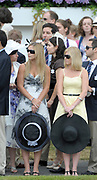 Henley, Great Britain.  Hat at Henley, spectators watch racing from the Stewards' Enclosure, Finals day. 2009 Henley Royal Regatta. Henley Reach<br /> <br /> Saturday  04/07/2009 <br /> <br /> © Peter SPURRIER<br /> <br /> NIKON CORPORATION  NIKON D3  f5.6  1/640sec  500mm  4.4MB