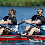 Thursday - World Rowing Masters Regatta 2015
