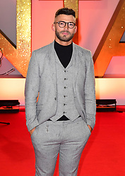 Jake Quickenden attending the National Television Awards 2019 held at the O2 Arena, London. PRESS ASSOCIATION PHOTO. Picture date: Tuesday January 22, 2019. See PA story SHOWBIZ NTAs. Photo credit should read: Ian West/PA Wire