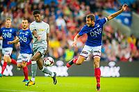 Fotball , 30 Juli , Treningskamp , Vålerenga - Manchester United , Marcus Rashford , Jonatan Tollås Nation<br /> <br />  , Foto: Marius Simensen, Digitalsport