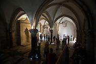 The Cenaculum  Upper Room  The Last Supper in Jesusalem<br /> Photo by Dennis Brack
