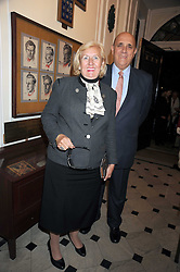 PRINCE LOUIS & PRINCESS INGRID FRANKOPAN parents of Lady Nicholas Windsor at a Literary Evening to celebrate the publication of Masters & Commanders by Andrew Roberts held at The Polish Institute and Sikorski Museum, 20 Princes Gate, London SW7 on 1st October 2008.
