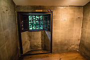 Newsprint wallpaper at Dove Cottage, Wordsworth's home. In Dove Cottage in the heart of the remote Lake District, William Wordsworth (1770–1850) wrote some of the greatest poetry in the English language and his sister Dorothy kept her 'Grasmere Journal', displayed in the Museum. Visit Dove cottage in Grasmere, Cumbria county, England, United Kingdom, Europe. England Coast to Coast hike day 5 of 14: Grasmere to Ullswater. [This image, commissioned by Wilderness Travel, is not available to any other agency providing group travel in the UK, but may otherwise be licensable from Tom Dempsey – please inquire at PhotoSeek.com.]
