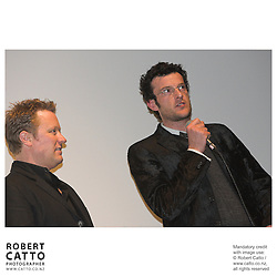 Jonathan King;Oliver Driver at the Toronto International Film Festival 2006 at the Ryerson Theatre, Toronto, Ontario, Canada.