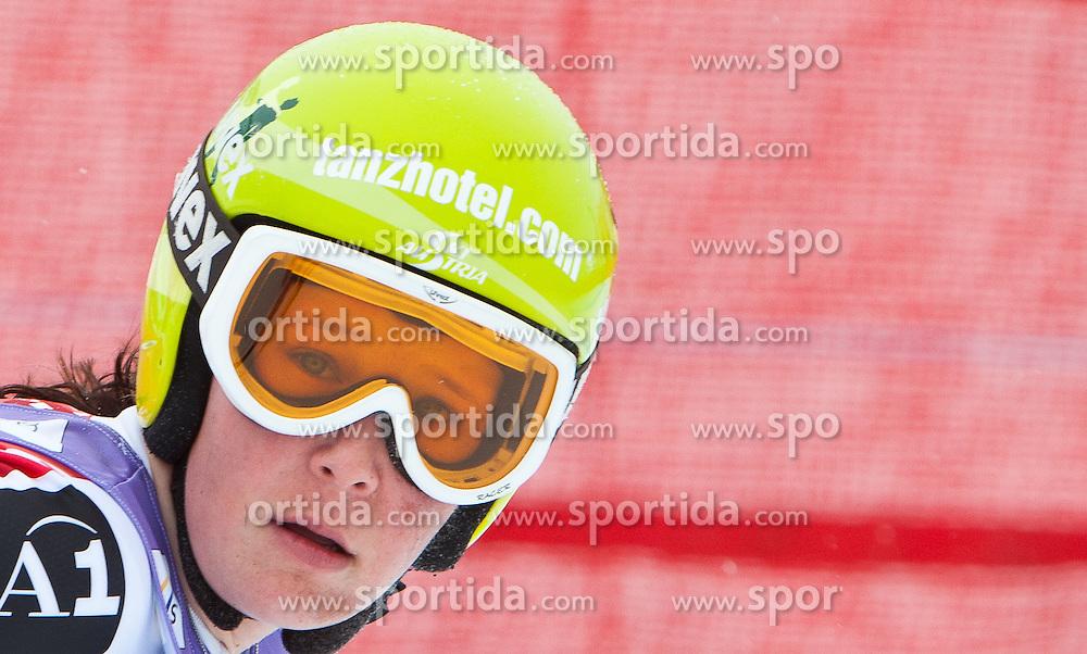 19.01.2011, Tofana, Cortina d Ampezzo, ITA, FIS World Cup Ski Alpin, Lady, Cortina, Abfahrt 1. Training, im Bild // during FIS Ski Worldcup ladies downhill first training at pista Tofana in Cortina d Ampezzo, Italy on 19/1/2011. EXPA Pictures © 2011, PhotoCredit: EXPA/ J. Groder