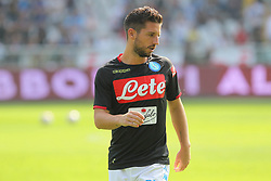 September 23, 2018 - Turin, Piedmont, Italy - Dries Mertens (SSC Napoli) during the Serie A football match between Torino FC and SSC Napoli at Olympic Grande Torino Stadium on September 23, 2018 in Turin, Italy. (Credit Image: © Massimiliano Ferraro/NurPhoto/ZUMA Press)