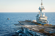Syria: French Navy Participates In Chammal Operation, 30 September 2016