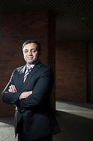 Photo by Twilens<br /> <br /> Harjit Sandhu of Investors Group in Burnaby BC.