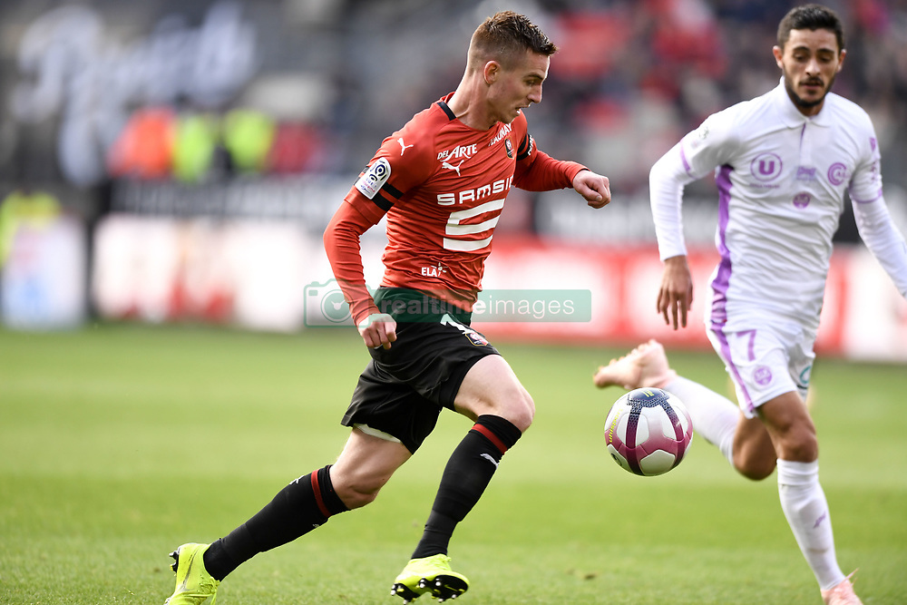 October 28, 2018 - Rennes, France - 14 BENJAMIN BOURIGEAUD  (Credit Image: © Panoramic via ZUMA Press)