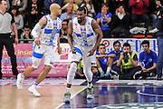 DESCRIZIONE : Campionato 2014/15 Dinamo Banco di Sardegna Sassari - Openjobmetis Varese<br /> GIOCATORE : Shane Lawal<br /> CATEGORIA : Ritratto Esultanza<br /> SQUADRA : Dinamo Banco di Sardegna Sassari<br /> EVENTO : LegaBasket Serie A Beko 2014/2015<br /> GARA : Dinamo Banco di Sardegna Sassari - Openjobmetis Varese<br /> DATA : 19/04/2015<br /> SPORT : Pallacanestro <br /> AUTORE : Agenzia Ciamillo-Castoria/L.Canu<br /> Predefinita :