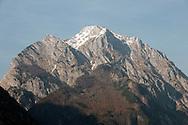 Krnica (2,234m), near Bovec, Triglav national park, Slovenia. © Rudolf Abraham
