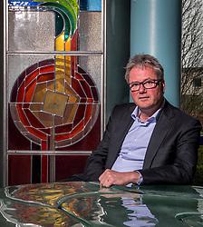 23-03-2018 NED: Portret Henk Hagoort, Zwolle<br /> Hendrik Nicolaas (Henk) Hagoort (Rhoon, 26 januari 1965) is voorzitter van het College van Bestuur van Windesheim (onderwijsinstelling). Daarvoor was hij omroepbestuurder.