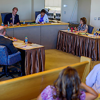 The  McKinley County commission holds a special meeting Tuesday at the McKinley County Courthouse in Gallup.