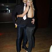 Uitreiking Starstyle awards, Sebastiaan Labrie en vriendin