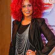 NLD/Hilversum/20130214 - Presentatie artiesten Nederland Muziekland 2013, Sharon Doorson