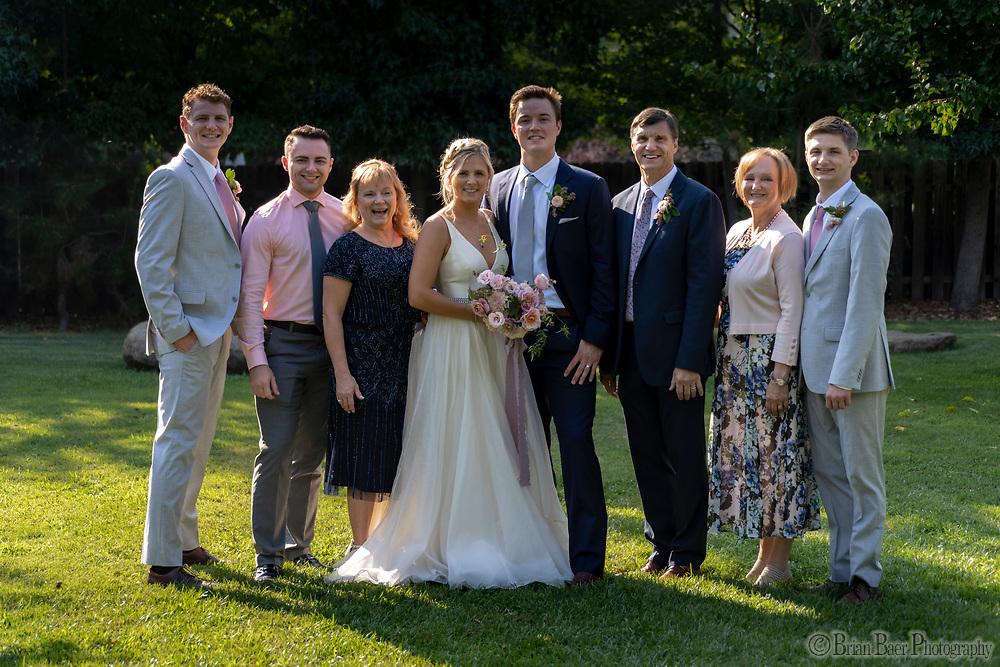Stabbert Wedding, Saturday, August 21, 2021.<br /> Photo Brian Baer