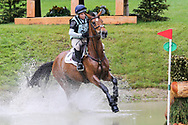 Total Belief ridden by Coral Keen in the Equi-Trek CCI-L4* Cross Country during the Bramham International Horse Trials 2019 at Bramham Park, Bramham, United Kingdom on 8 June 2019.